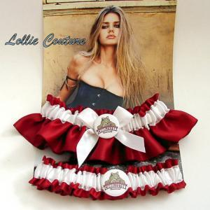 Design your own Wedding Garter Set